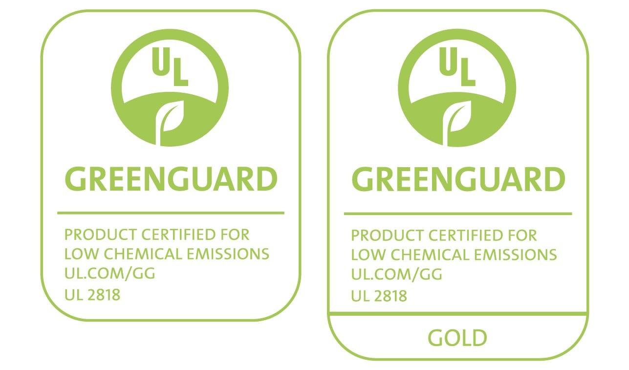 Greenguard Certificate Best Design Sertificate 2018