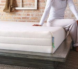 Pure Green Natural Latex Mattress by Sleep On Latex Review