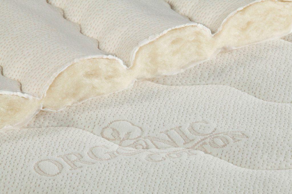 plush beds botanical bliss wool layer