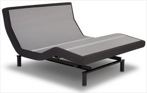 The Plush Beds Luxury Bliss is compatible with adjustable bed frames.