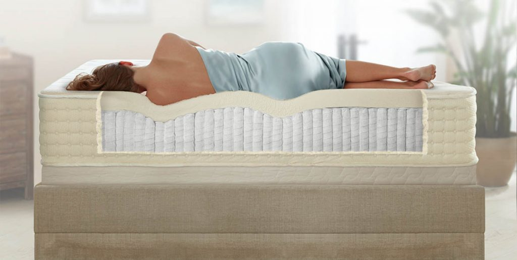 Plush beds luxury bliss lite