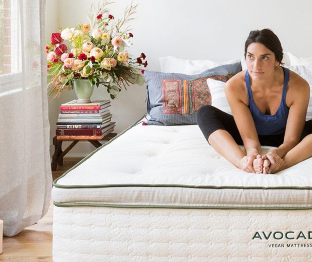 Avocado Vegan Mattress Pillowtop