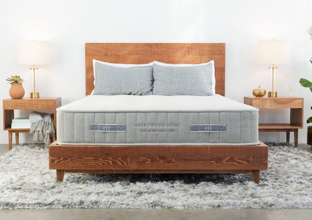 Brentwood Home Cedar Natural Luxe Review 3