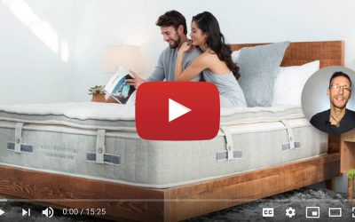 natural latex mattress reviews (all the best latex mattresses on video!)