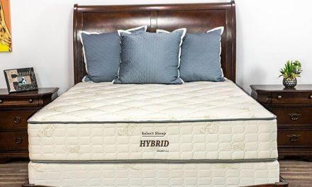 Sleep Ez Select Sleep Hybrid Review