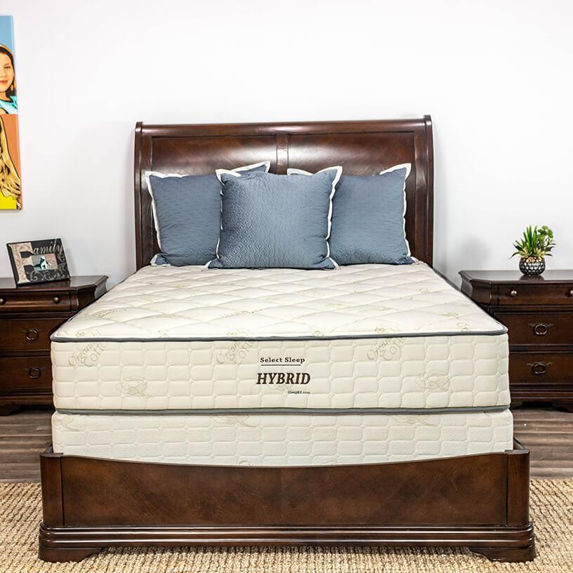 Select Sleep Hybrid by Sleep Ez