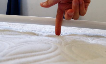 Weird Trick To Find Out If Your Mattress Is Sagging (Body Impressions, Indentations)