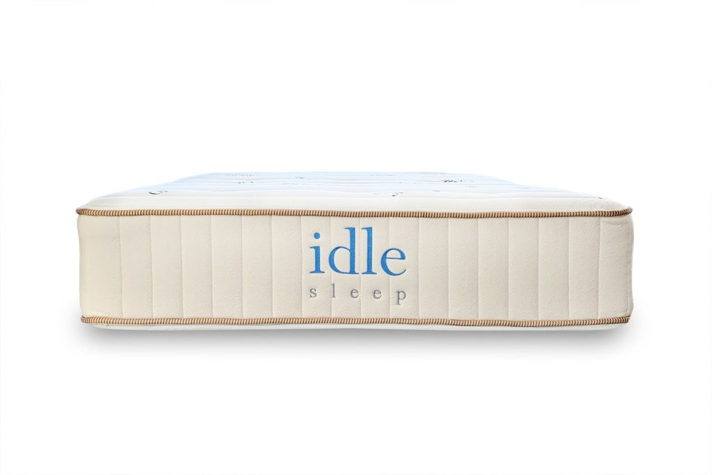 natural dunlop hybrid by idle sleep