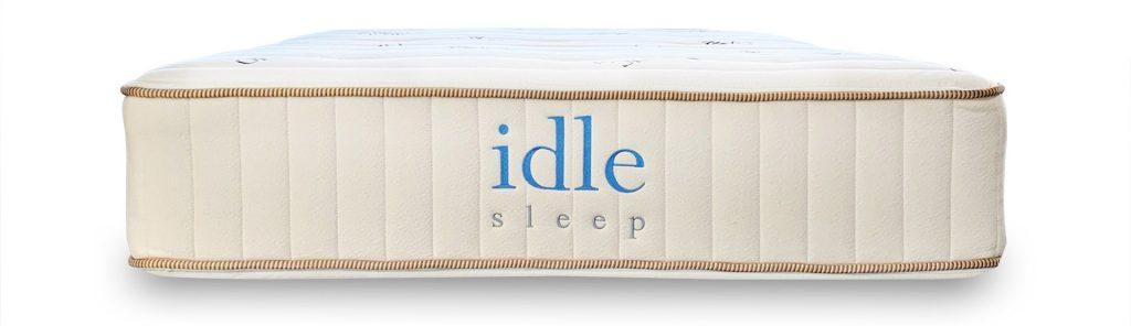 Idle Sleep White background