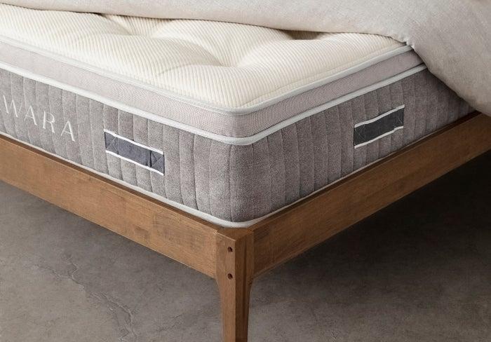 Awara natural latex mattress 2