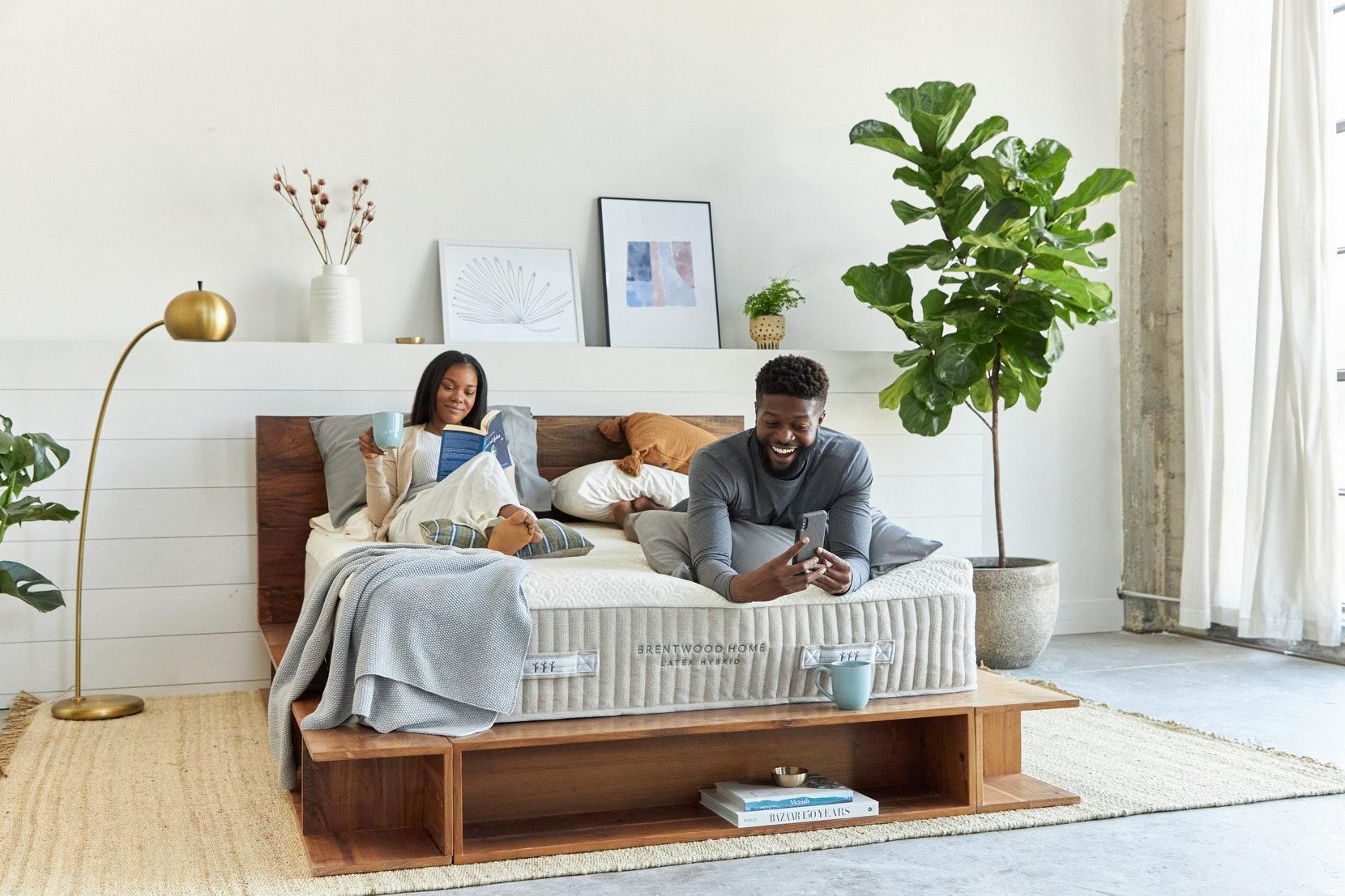 Hybrid Mattress by Brentwood Home 2