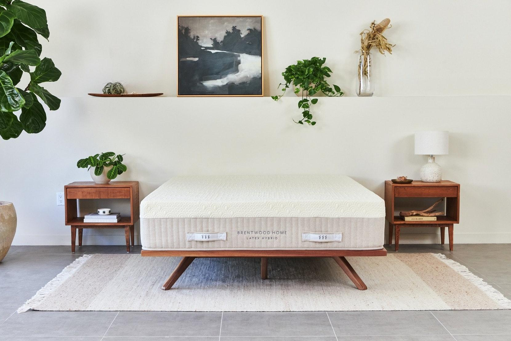 Hybrid Mattress by Brentwood Home 3