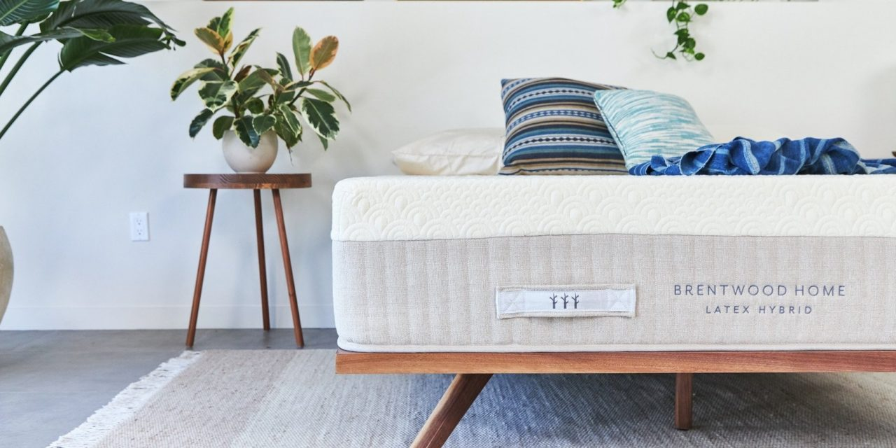 Brentwood Home Hybrid Latex Mattress Review