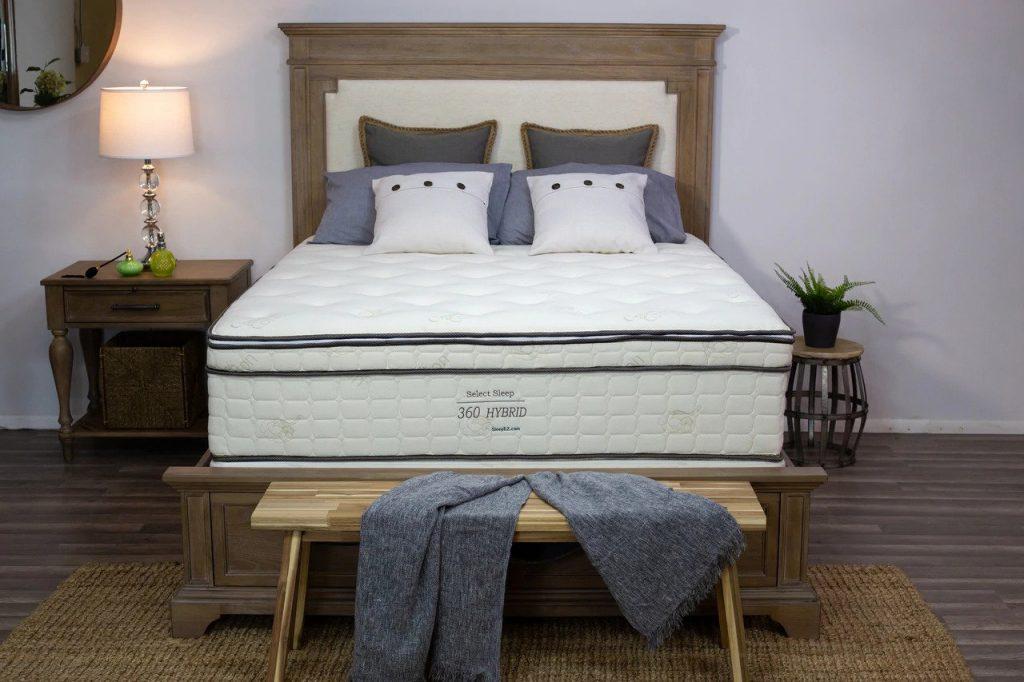 360 Hybrid Pillowtop by Sleep Ez