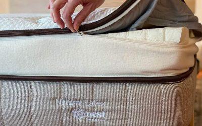 Nest Bedding – Natural All Latex Mattress Review