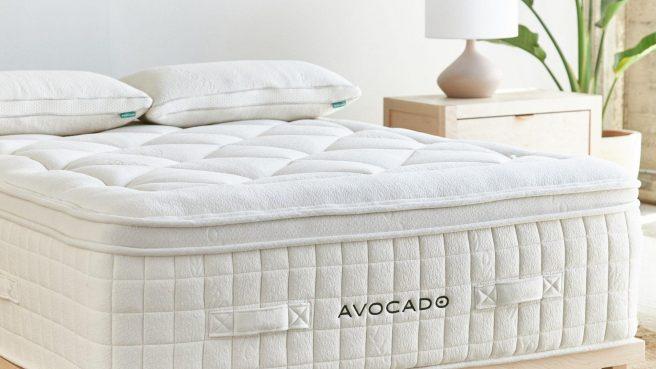 Avocado Organic Luxury Plush Mattress
