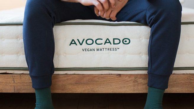 Instead of wool, the Avocado Vegan uses 100% cotton batting. The mattress is certified vegan by Vegan Action (the Vegan Awareness Foundation) in Richmond, Virginia.